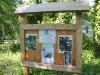 Kiosk at Trail Head