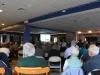 attendees listening to Dr. Skomal