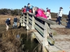 Break on Pochet Island Bridge