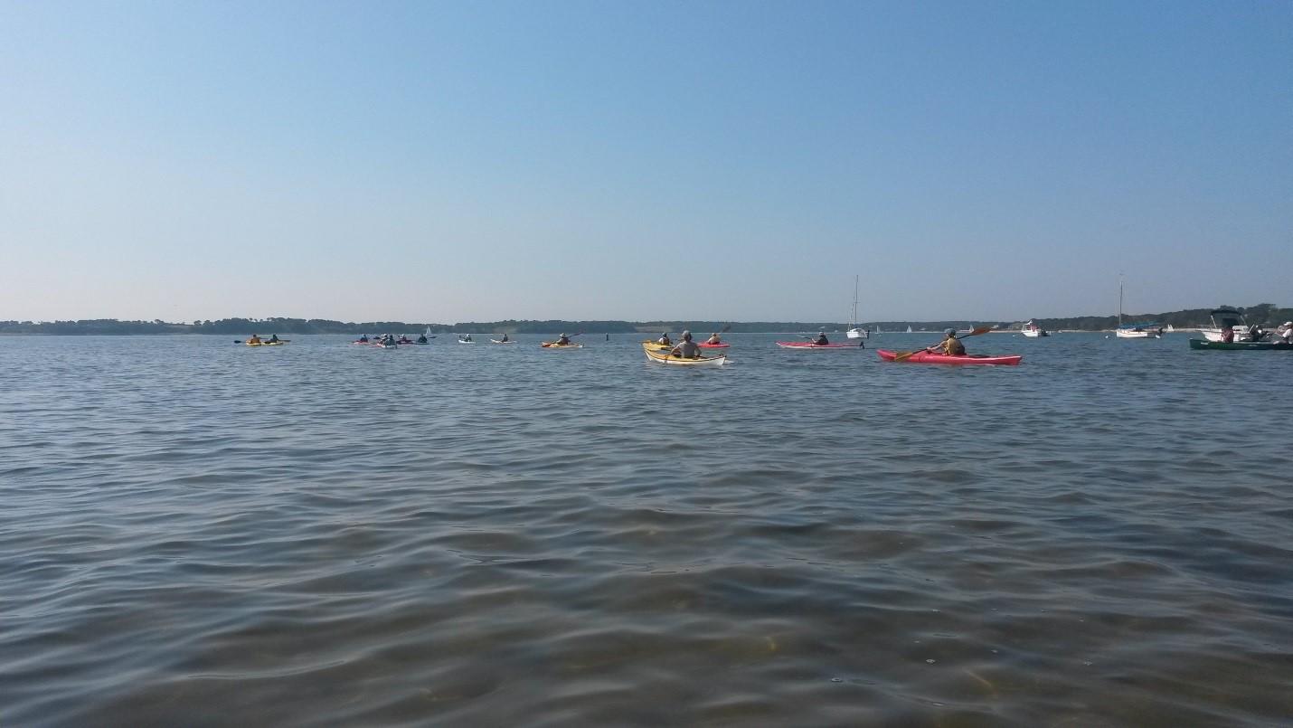 little sipson kayak trip