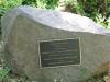 Orin Tovrov Memorial Stone