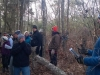 Hikers Gather